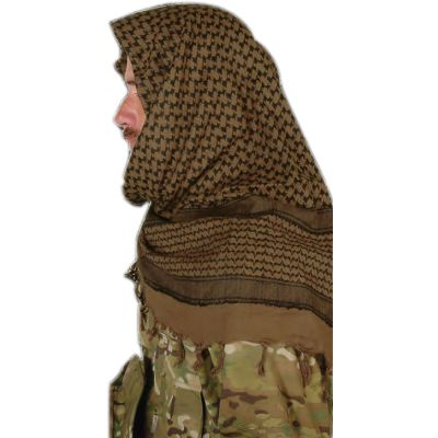 Tactical Shemagh Woven Coalition Desert Scarves