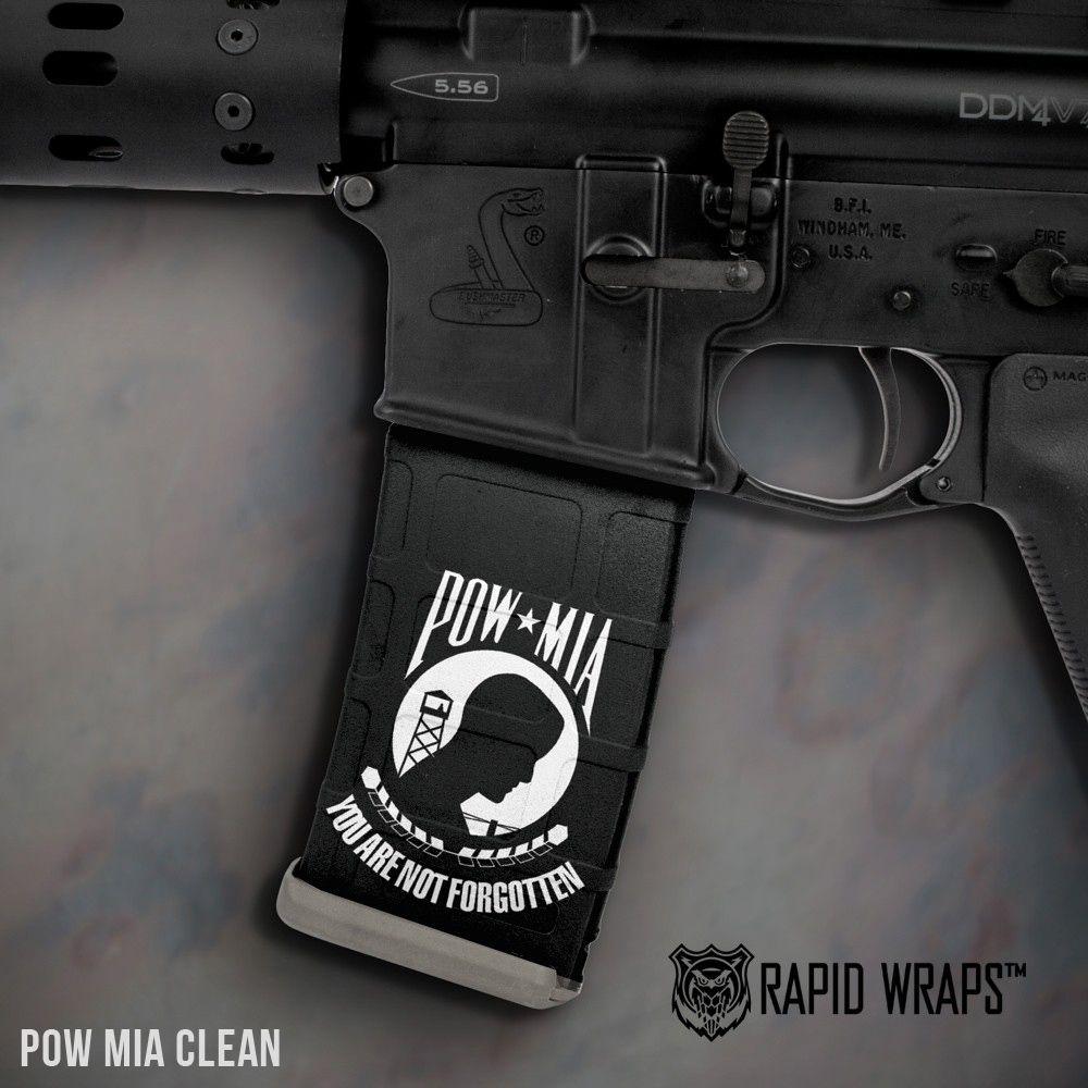 POW MIA Clean