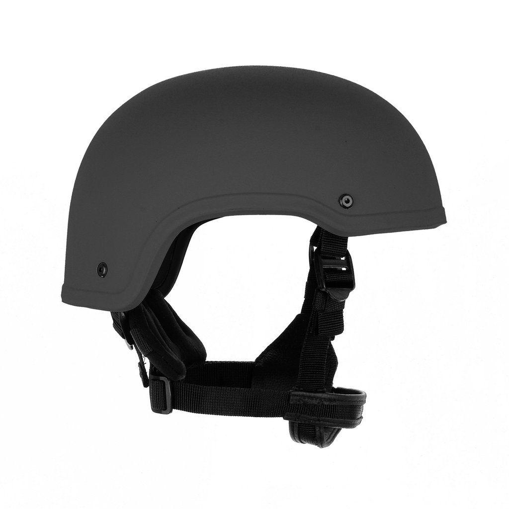 Chase Tactical Striker ACH Level IIIA High Cut Ballistic Helmet