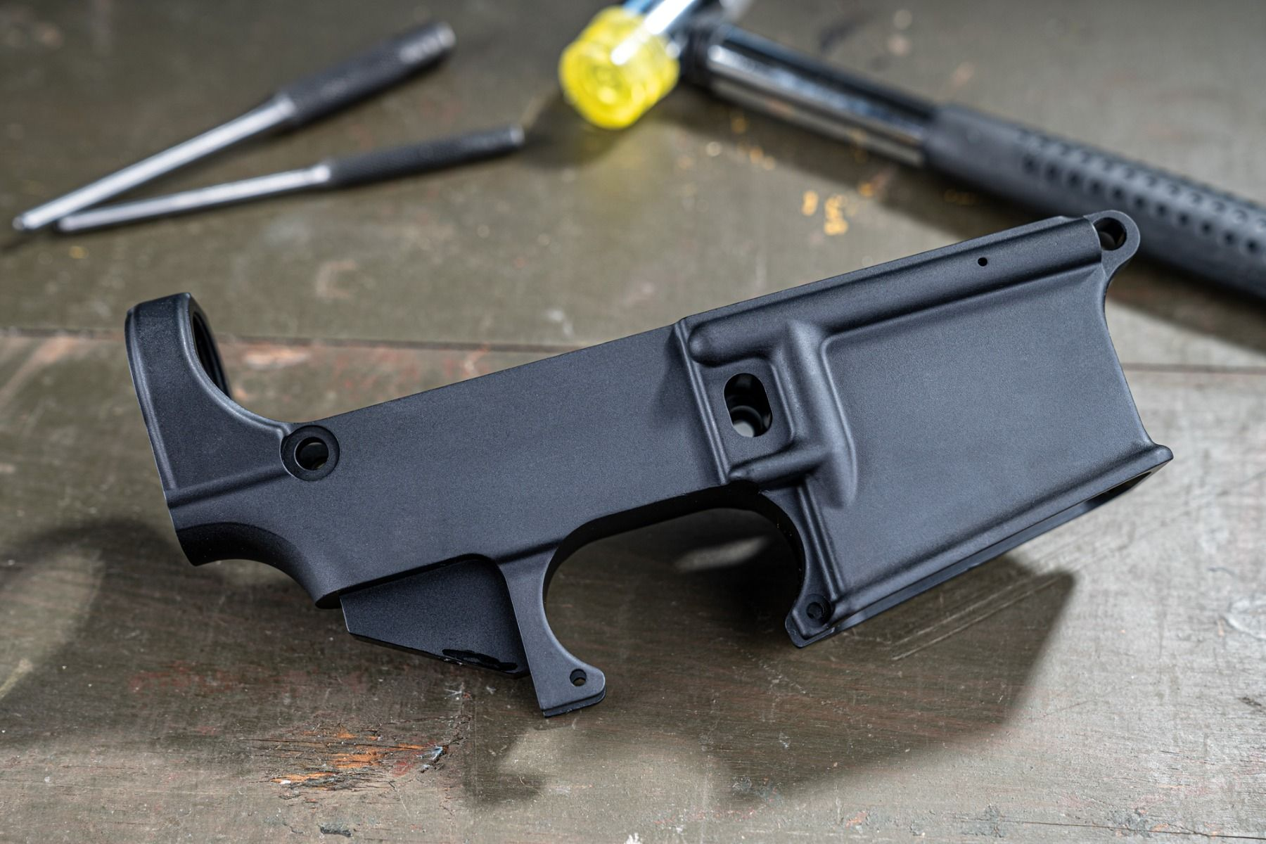 Anderson 80% Lower Receiver AM-16