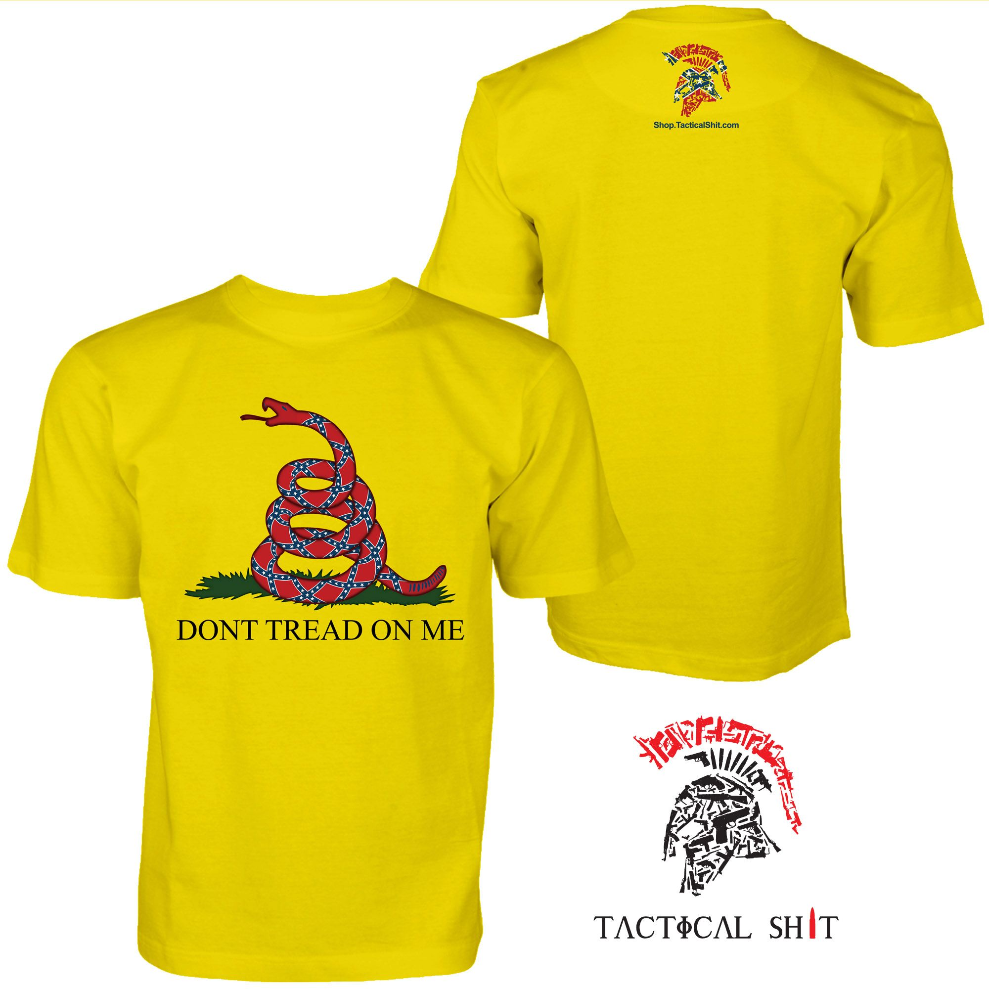 Dont Tread On Me Shirt >> Confederate Don T Tread On Me T Shirt