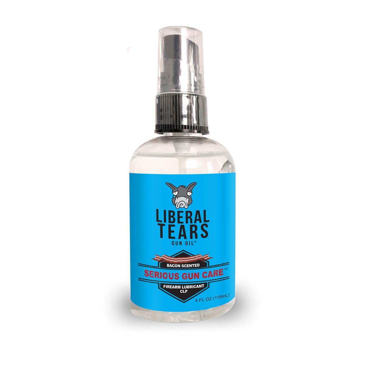 57eb3685fee9 Liberal Tears Gun Oil - Bacon Scented - 4oz