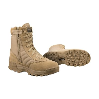 "Classic 9"" Side-Zip Tactical Boot"