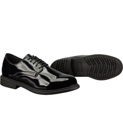 Dress Oxford Men's Uniform Shoe