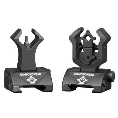 Alloy Combat Individual Sights from Diamondhead