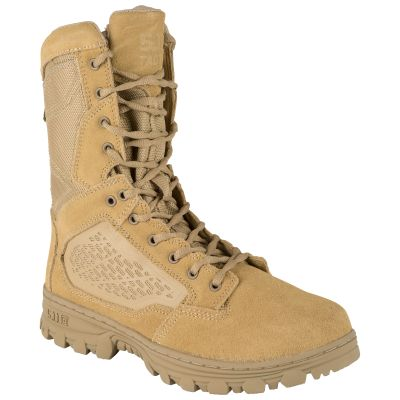 "5.11 EVO 8"" Desert Side Zip Boot"