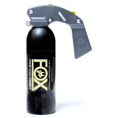 Fox Labs LE 12 oz. Pistol Grip Pepper Spray Fogger