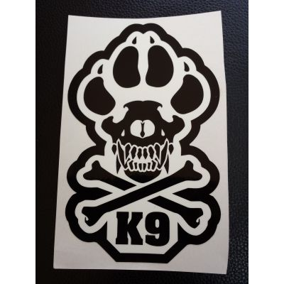 K9 Decal