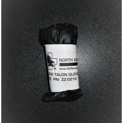 Black Triton TE Tactical Pair Nitrile Gloves