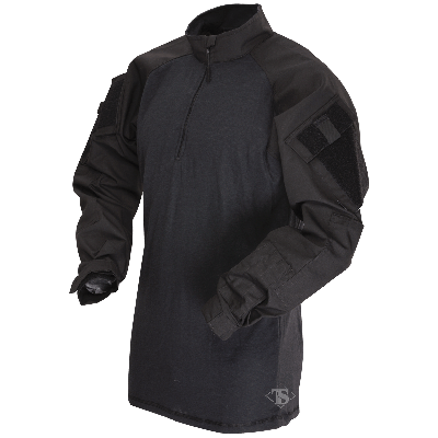 Tru-Spec TRU1/4 Zip Combat Shirt Polyester/Cotton