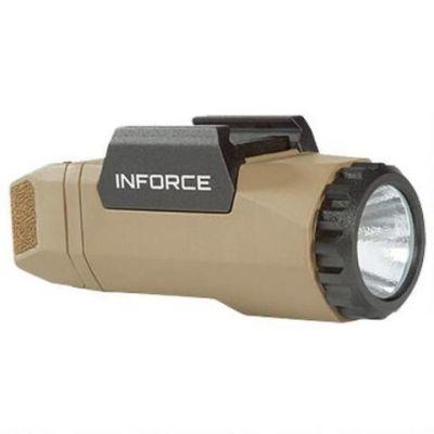 Inforce APL Pistol Light 400 Lumens FDE
