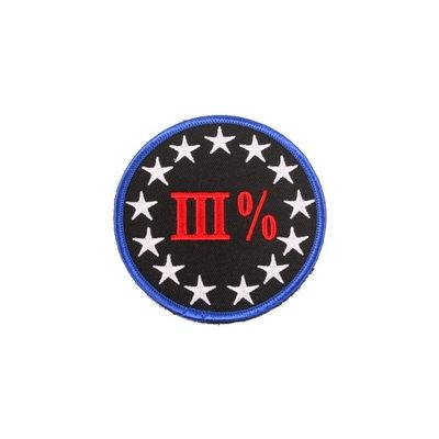 III% Patch