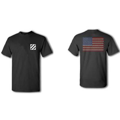 3rd Infantry Division Tribute T-Shirt