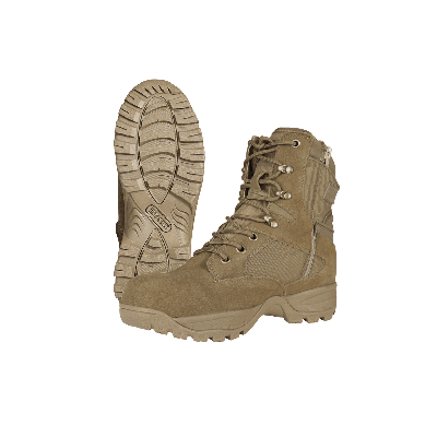 "Tactical Assault 9"" Side-Zip Boot by TRU-Spec"