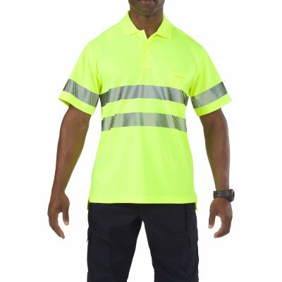 5.11 High-Visibility Short Sleeve Polo