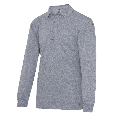 Tru-Spec Men's Original Long Sleeve Polo