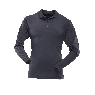 Tru-Spec Men's Long Sleeve Performance Polo