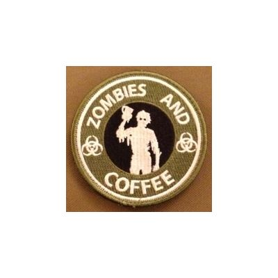 ZOMBIES AND COFFEE - patch