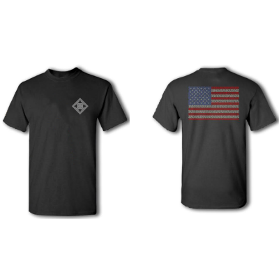 4th Infantry Division Tribute T-Shirt