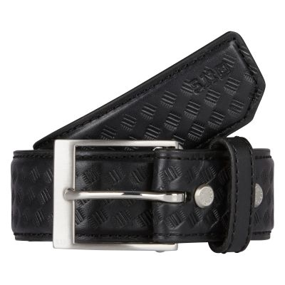 "5.11 1.5"" Basketweave Leather Belt"