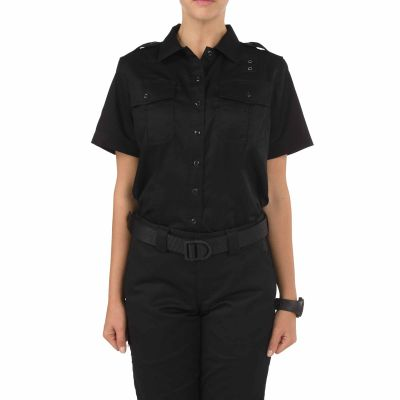 5.11 Women's Twill PDU® Class-A Short Sleeve Shirt