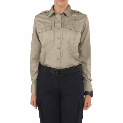 5.11 Women's Twill PDU® Class-B Long Sleeve Shirt