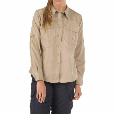 5.11 Women's TACLITE® Pro Long Sleeve Shirt