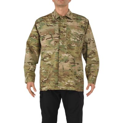 5.11 MultiCam® TDU® Long Sleeve Shirt