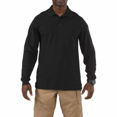 5.11 Utility Long Sleeve Polo