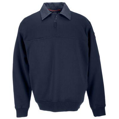 5.11 Job Shirt with Denim Details