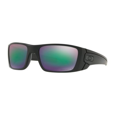 Oakley SI Fuel Cell Matte Black w/ Prizm Maritime Polarized