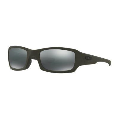 Oakley SI Fives Squared Cerakote MilSpec Green Black Iridium