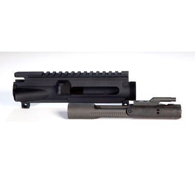 ADCOR Door-less Stripped Upper w/ Smooth Polymer Dust Wiper