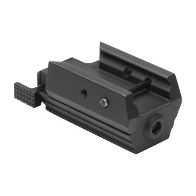 Tactical Pistol Red Laser For Accessory Rail/Aluminum