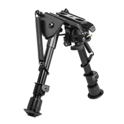 Precision Grade Bipod/Compact/3 Adapters Grooved