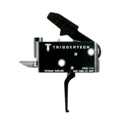 Triggertech Adaptable AR Primary Trigger PVD Black Flat