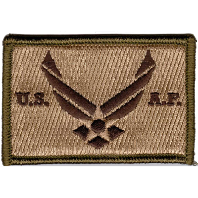 Air Force Tactical Patch