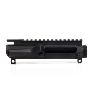 M4E1 Threaded Stripped Upper Receiver - Anodized Black