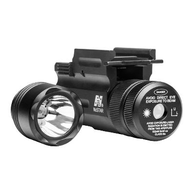 150L Flashlight & Green Laser Combo w/ Quick Release