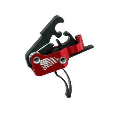 Elftmann AR-9 Trigger Curved