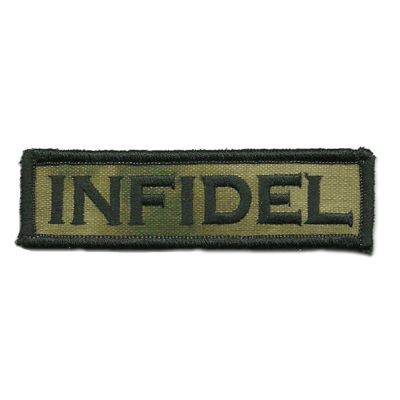 Infidel Tactical Morale Patch