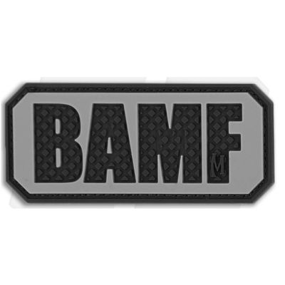 BAMF PVC Patch