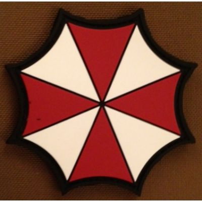 Umbrella Corporation Logo PVC