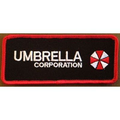Umbrella Corporation Uniform Patch