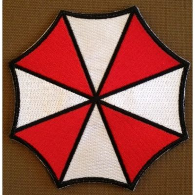 Umbrella Corporation Logo Patch