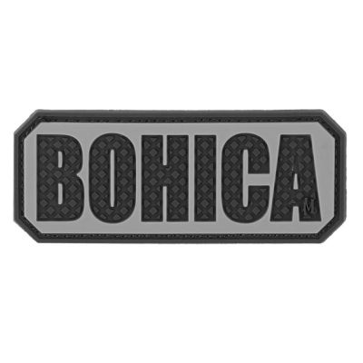 BOHICA PVC Patch