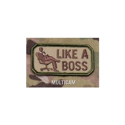 Like A Boss Patch