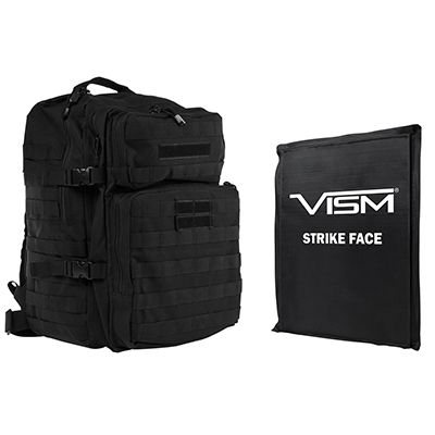 Assault Backpack with 11x14 Soft Ballistic Panel