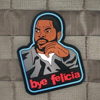 Bye Felicia Morale Patch