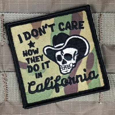 Don't Care Morale Patch
